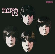 Nazz was a psychedelic and garage rock band formed in Philadelphia by Todd Rundgren. Their debut album, Nazz, influenced glam rock and power pop artists such as David Bowie and Big Star. The album cover rumored to have inspired that of KISS' debut as well as Queen's Queen II....(must look in to this!)