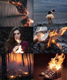 Elements: Fire
