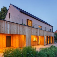 H2m Architekten h2m architekten e x t e r i o r haus arch and house