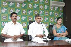 Dr.Thulasi Reddy,K.Satyanarayana and Smt. S.Sudharani