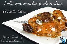 Cocinera en Prácticas: Aves: Pollo