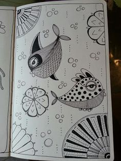 Kai-Zen Doodles: Zentangles by timelessrituals.blogspot.com/