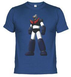 Camisetas MAZINGUER Z