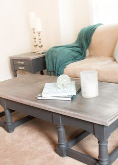 Annie Sloan Chalk Paint Table Makeover - Life in Velvet-13