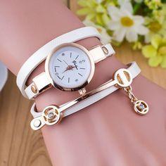 Elegant Fashion Leather Watch
