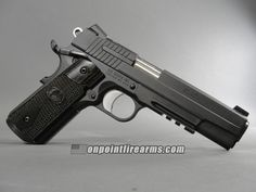 Sig Sauer 1911R Blackwater 45acp - SIG-Sauer making 1911's = expensive, but worth it
