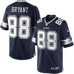 NFL Mens Nike Dallas Cowboys  88 Dez Bryant Limited Navy Blue Team Color  Jersey  89.99 2fef15108