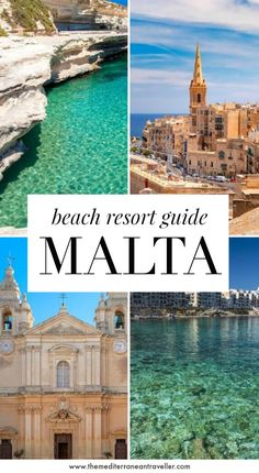 Where to Stay in Malta: Ultimate City   Beach Resort Guide. Here's a comprehensive overview of where to stay in the beautiful Mediterranean country of Malta: including which island to choose, a breakdown of cities and beach resorts; the best hotels, and where to find those elusive sandy beaches. #malta #gozo #comino #europe #travel #beach #tmtb