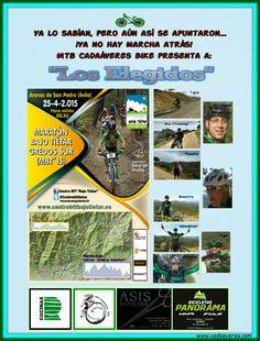 Mtb Cadaáveres - Bike : Maratón Bajo Tiétar Gredos Sur 2015.