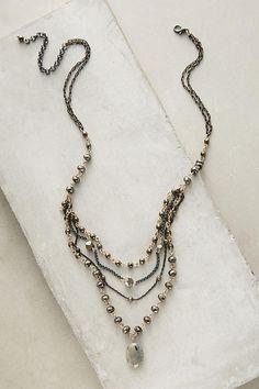 Freyja Layer Necklace $19.95! Anthropologie!