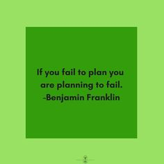 If you fail to plan you are planning to fail. -Benjamin Franklin  It's great to have goals but a goal without a plan or action is just a wish.  What health goals do you want to achieve in 2018?