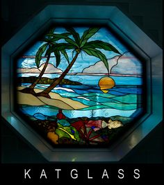 108 Best Stained Glass Seascapes Images Stained Glass
