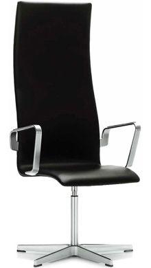 oxford high-back chair