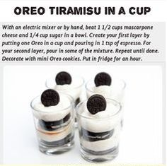 Our dessert for today! #montrealbaking #dessert #yummy #HappyFriday #IwillGetBetterAtThis #Oreo #Eat For more free tips and tricks, recipes, delicious treats and desserts, Visit and follow our social media accounts: Facebook: https://www.facebook.com/montrealbaking Twitter: https://twitter.com/montrealbaking Instagram: https://instagram.com/montrealbaking/ Pinterest: https://www.pinterest.com/montrealbaking/ Thank you! Happy Baking!