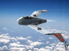 Blohm & Voss Bv P.209.01 single-seat fighter