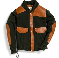 Forest Green Shawl Collar Jacket