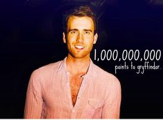 Neville Longbottom. Don't know how the hell it happened but I love it.