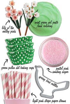 Spring Baking Props!