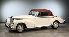 1952 Mercedes-Benz 300 S - Cabriolet A