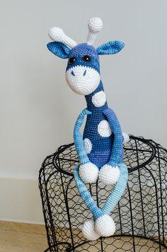 A Time For All Seasons: Giraffe, Amigurumi, Free, Crochet, Pattern, Amigurumi Today,