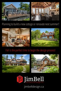 Jim Bell Architectural Design Inc. specializes in unique custom design solutions for homes, cottages, renovations and commercial properties in Ottawa, Pembroke, the Ottawa Valley and throughout eastern Ontario. Cottage Design, House Design, Ottawa Valley, Site Visit, Commercial Architecture, Waterfront Homes, 30 Years, Design Process, Custom Homes
