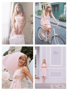 Miss Dior Cherie. One of my favorite ads. Video directed by Sofia Coppola music by Brigitte Bardot! What was not to love?