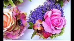 Muffins aus Blumen - YouTube