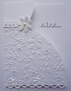 Love Love Love these bridal shower invitations