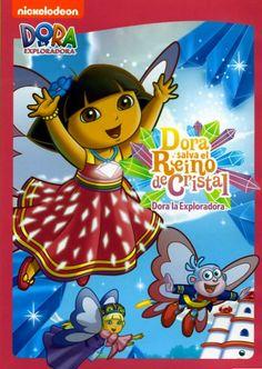 Dora salva el Reino de Cristal.