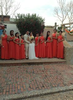 Mi boda #12abril2014 #damas