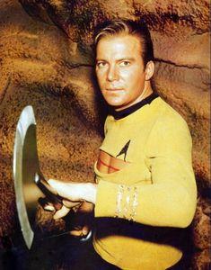 "Star Trek: Captain Kirk in ""Amok Time"" Star Trek 1966, Star Trek Tv, Star Wars, Star Trek Original Series, Star Trek Series, James T Kirk, United Federation Of Planets, Star Trek Captains, Star Trek Images"