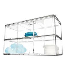 6 Cube Storage Organiser homemaker Bathroom