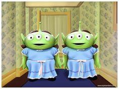 Toy Shining - O Iluminado e Toy Story | Criatives | Blog Design, Inspirações, Tutoriais, Web Design