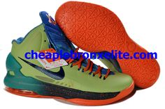 aebb574aff15 Nike Zoom KD V Cheap Galaxy Lime Orange Galaxy Print 583111 300
