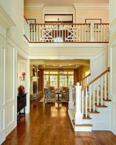CC - traditional - entry - charlotte - by Carolina Design Associates, LLC