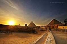 Great Pyramids of Giza