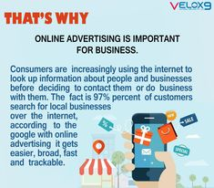 The reason behind the absolute requirement of online advertising for small business is explained, as the changing world of customers adapts new techniques, the same must be applied to the businesses and especially for local and small businesses. Contact us to apply our services- 📲 9623364413 Online Marketing Services, Best Digital Marketing Company, Social Media Marketing, Reputation Management, Online Advertising, Digital Media, Web Development, Small Businesses, Small Business Resources