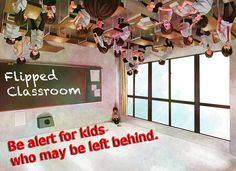 Flipped Classroom by ransomtech, via Flickr