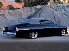 1949 Custom Cadillac...Brought to you by House of Insurance Eugene for your low cost car Insurance. 541-345-4191