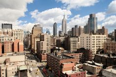 Aerial view of Chelsea, NY :-)