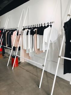 Maison Marie Saint Pierre ready-to-wear collections. A Canadian designer artfully balancing timeless fashion and function. Timeless Fashion, Wardrobe Rack, Cruise, Saints, Collections, Lifestyle, Store, Spring, Modern