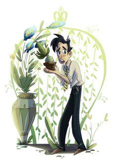 Neville Longbottom by Giully Leão Sketch Blog