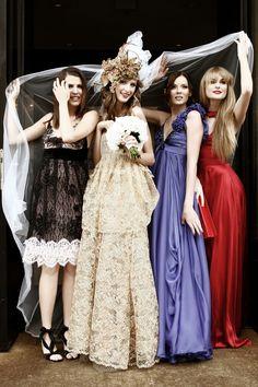 SEKS I GRAD - Moda.hr #moda #fashion #sexandthecity #wedding
