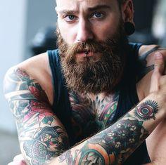 calma-paara-alma:  make love don't make beard