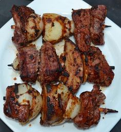 Steak n Tater Kabobs .....Sounds like a good one for Tommy :)