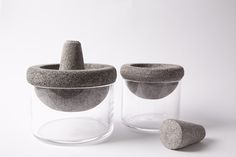 Molcajete [volcanic stone mortar] by Sebastián Ocampo / Mar Alejandra