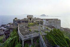 Visit the Forgotten World of Hashima, an Abandoned Japanese Island