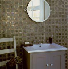 Recycled Glass Tile | photo courtesy of oceanside glasstile