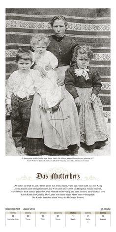 Menschen und ihre Geschichten · Das Mutterherz