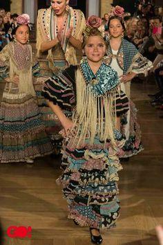 Teran .pasarela flamenca